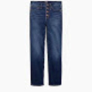 J.Crew Factory Vintage Straight Jeans size 36